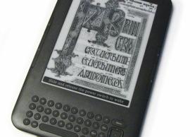 Тестируем электронную книгу Amazon Kindle 3