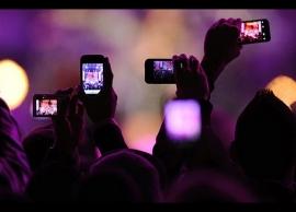 Apple сможет отключать камеры телефонов во время концертов
