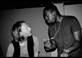 Flying Lotus Says Thom Yorke GIF Inspired Him to Start Making Films