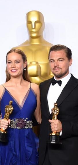 Лучшие наряды церемонии «Оскар 2016»
